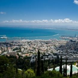 ИЗРАИЛЬ Город Хайфа