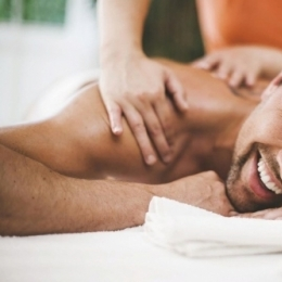 Мастер эротический массаж