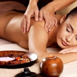 Мастер эротического массажа