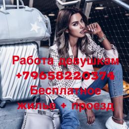 Высокооплачеваемая работа девушкам в Новосибирске
