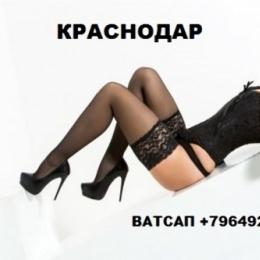 Краснодар,любой типаж,условия(70/30)