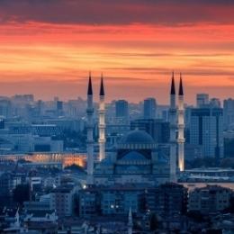 Тур по городам Турции