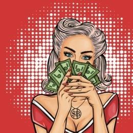 Работа для девушек настроенных на большой доход