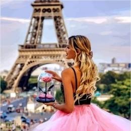 ПРИГЛАШАЕМ ДЕВУШЕК РАЗНЫХ ТИПАЖЕЙ НА РАБОТУ В ПАРИЖ!